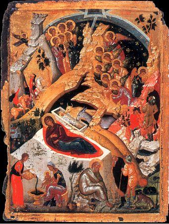 Рождество Господа и Спаса нашего Иисуса Христа.