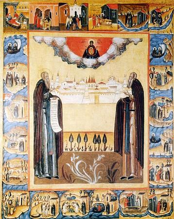 Cuviosului Zosima, egumenul Soloveţului