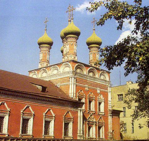 Высоко-Петровского