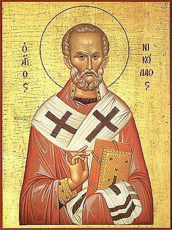 Sfîntul Ierarh Nicolae, făcătorul de minuni