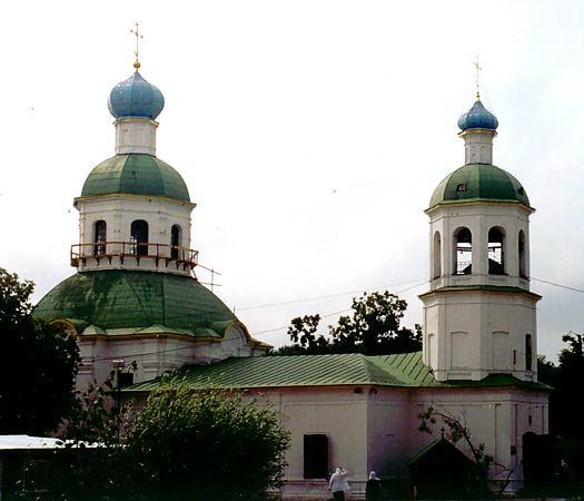 Андреевское благочиние Москвы