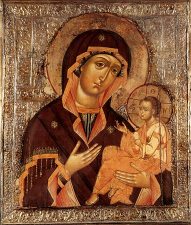 Icoana Maicii Domnului, numită Gruzinsca