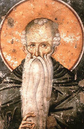 Cuviosul Părinte Eftimie cel Mare