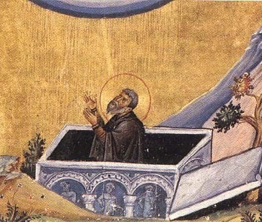 Cuviosul Iacob din Nisibe
