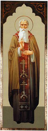 Cuviosul Părinte Ioanichie cel Mare