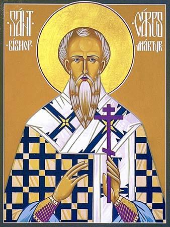 Sf. Mucenic Carp