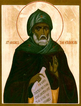 Cuviosul Moise Arapul