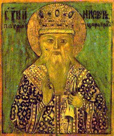 Sfîntul Nichifor Mărturisitorul, Patriarhul Constantinopolului
