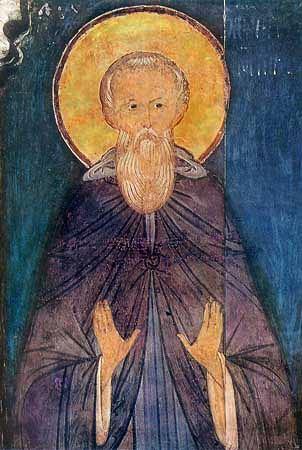 Cuviosul Partenie, Episcopul cetăţii Lampsacului
