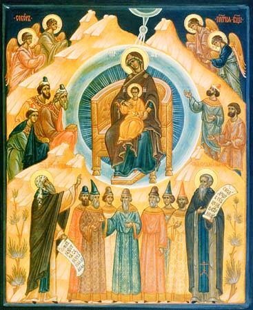 Soborul Preasfintei Născătoare de Dumnezeu şi pomenirea Sfîntului şi Dreptului Iosif
