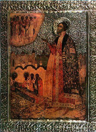 Sf. Mucenic Mihail, voievodul Cernigovului