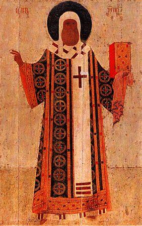 Sfîntul Petru, mitropolitul Moscovei
