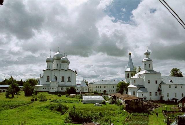 Богородицкий мужской монастырь