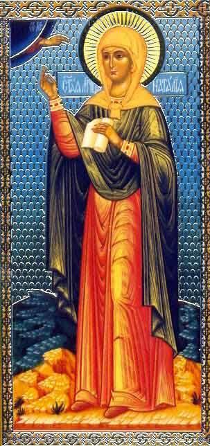 Sf. Mucenita Natalia