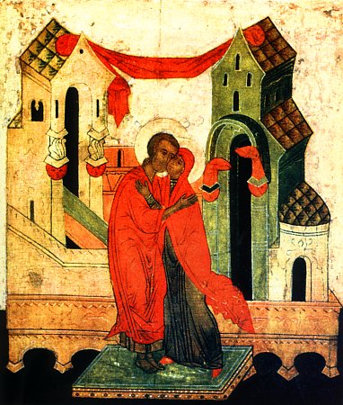 Zămislirea Fecioarei Maria din Sfînta Ana