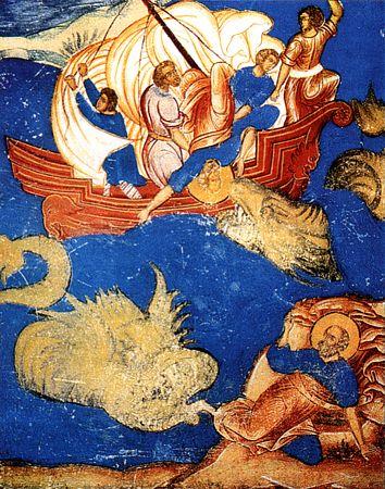 Sfîntul Prooroc Iona
