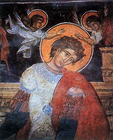 Sfîntul Mucenic Lupu