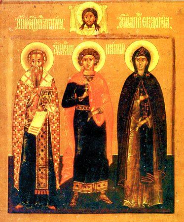 Святой мученик Вонифатий