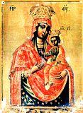 Ильинская-Черниговская икона Божией Матери