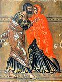 Встреча Иоакима и Анны