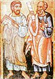 Апостолы Лука и Симон