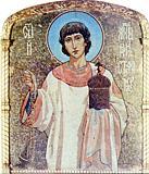 Святой апостол первомученик Стефан