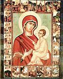 Тихвинская икона Божией Матери в чудесах