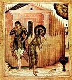 Усекновение головы Иоанна Предтечи