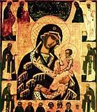 Икона Божией Матери Шуйская