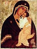 Икона Божией Матери Ярославская