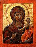 Икона Божией Матери 'Одигитрия Влахернская'