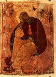 Илия Пророк в пустыне