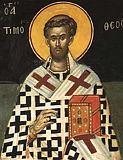 Sfîntul Sfinţitul Mucenic Timotei, Episcopul Prusiei