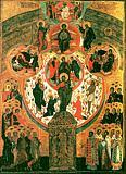 Икона Божией Матери ''Благодатное Небо''