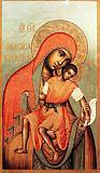 Икона Божией Матери Киккская