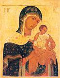 Икона Божией Матери Коневская