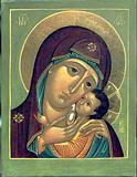 Икона Божией Матери Корсунская