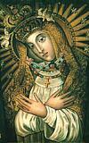 Икона Божией Матери Остробрамская-Виленская