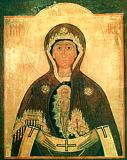 Икона Божией Матери ''Слово плоть бысть''