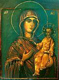 Икона Божией Матери ''Одигитрия'' Смоленская