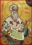 Sfîntul Mucenic Ignatie Teoforul