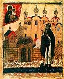 Преподобный Антоний Римлянин, Новгородский.