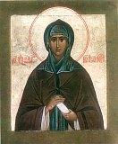 Святая благоверная княгиня Новгородская Анна