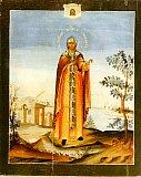 Преподобномученица Евдокия Илиопольская