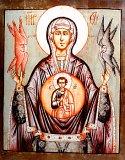 Икона Божией Матери ''Знамение''