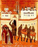 Разорение Троице-Сергиевой Лавры и похищение мощей преподобного Сергия Радонежского