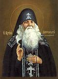 Преподобный Амфилохий Почаевский.