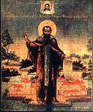 Преподобный Кирилл Новоезерский