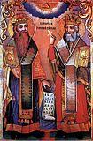 Святители Кирилл и Мефодий