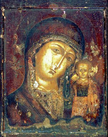 икона казанской божьей матери купить: